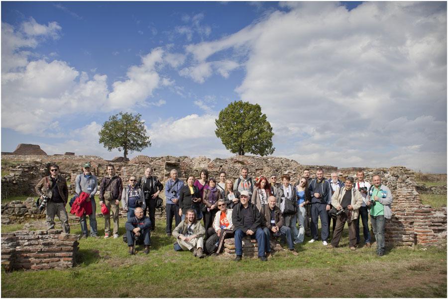 Učesnici III Samita ex Jugoslavije u Leskovcu