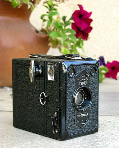© Zeiss Ikon Box Tengor, 1931