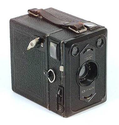 © Zeiss Ikon Box Tengor model 54/2