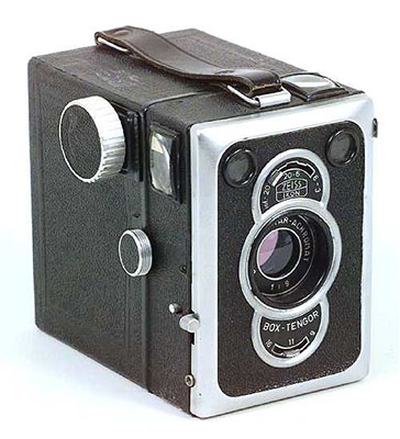 © Zeiss Ikon Box Tengor model 56/2