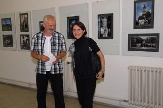 Direktorka Doma kulture i predsednik Foto kluba