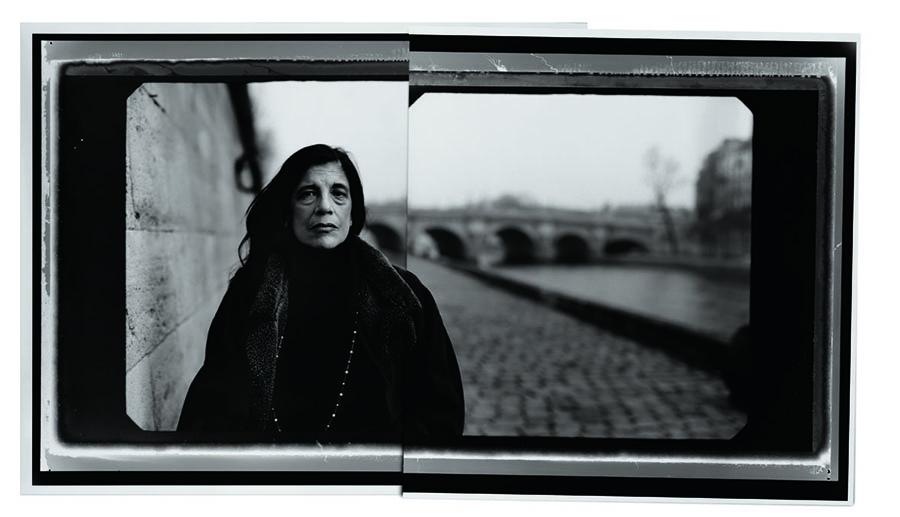 Susan Sontag by Annie Leibovitz