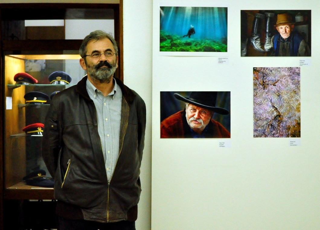 Gospodin Nenad Vojčić, direktor Muzeja Železnice Srbije