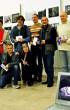 Pozivnica za izložbu Drugi Internacionalni Salon Senka 2015